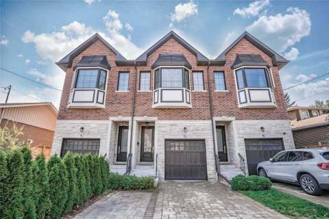 Townhouse for sale at 86 Hunt Ave Richmond Hill Ontario - MLS: N4929956