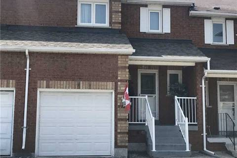 Townhouse for sale at 86 Islay Cres Vaughan Ontario - MLS: N4627980