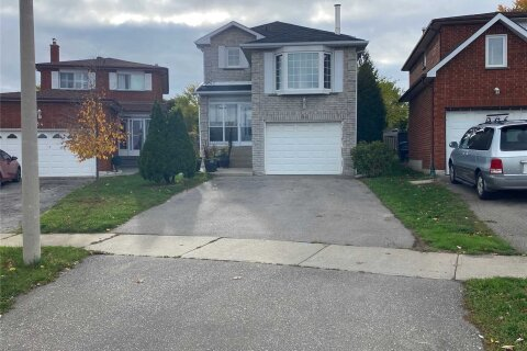 House for sale at 86 Kesteven Cres Brampton Ontario - MLS: W4966821