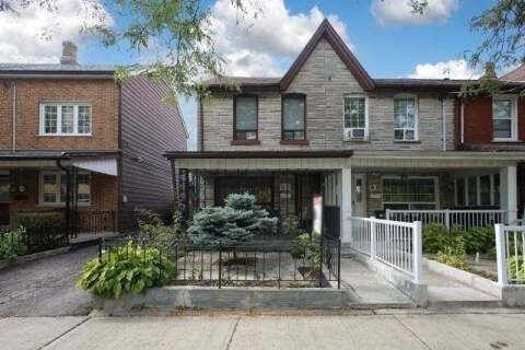 Townhouse for sale at 86 Lansdowne Ave Toronto Ontario - MLS: W4939611