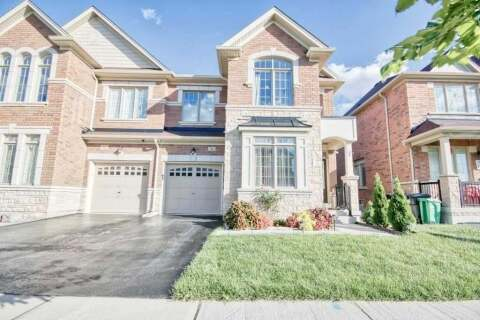 Townhouse for sale at 86 Ledger Point Cres Brampton Ontario - MLS: W4903876