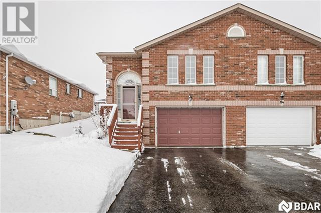 House for sale at 86 Logan Court Barrie Ontario - MLS: S4313551