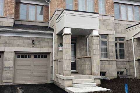 Townhouse for rent at 86 Luzon Ave Markham Ontario - MLS: N4607575