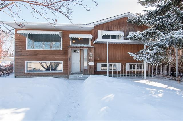 For Sale: 86 Marbrooke Circle Northeast, Calgary, AB | 5 Bed, 2 Bath House for $360,000. See 29 photos!