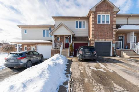 Townhouse for sale at 86 Parkside Cres Essa Ontario - MLS: N4680539