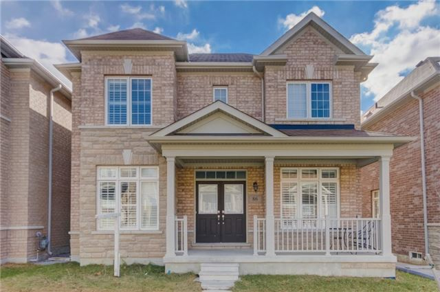 For Sale: 86 Pearl Lake Road, Markham, ON   4 Bed, 4 Bath House for $1,149,800. See 19 photos!
