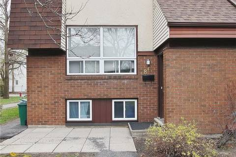 Townhouse for sale at 86 Renova Pt Ottawa Ontario - MLS: 1151971