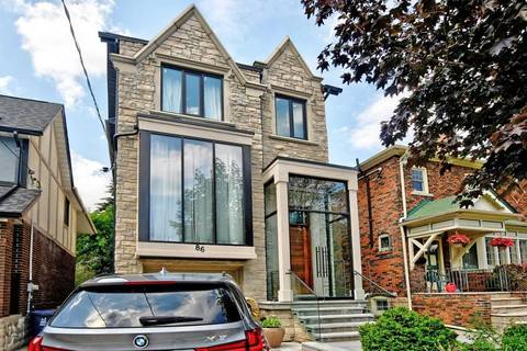 House for sale at 86 Roe Ave Toronto Ontario - MLS: C4532357