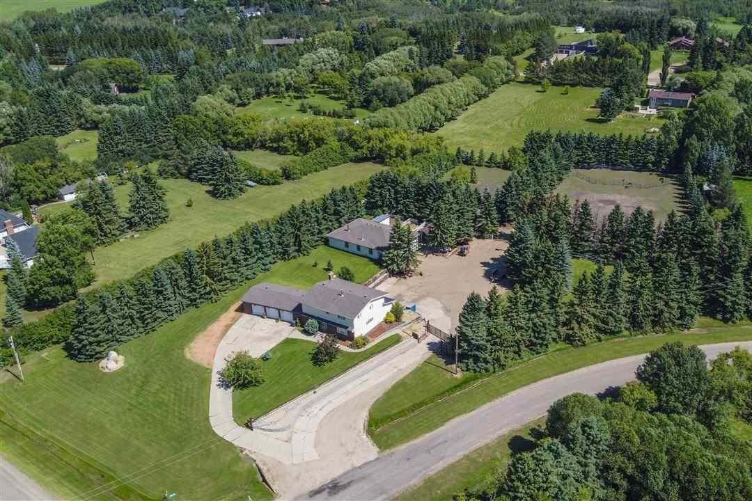 House for sale at 86 Shultz Cr Rural Sturgeon County Alberta - MLS: E4204549