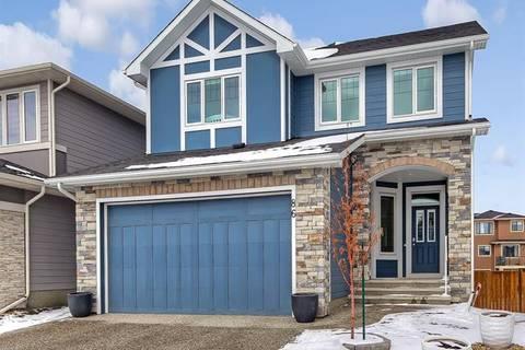 House for sale at 86 Silverado Crest Pl Southwest Calgary Alberta - MLS: C4292683