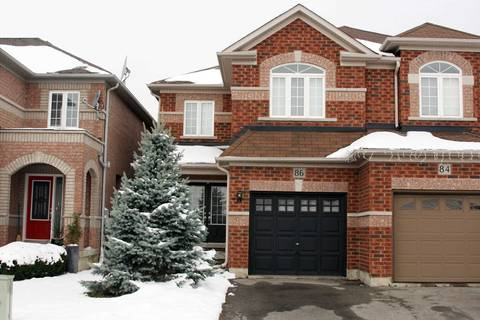 Townhouse for rent at 86 Snowberry Cres Halton Hills Ontario - MLS: W4685421