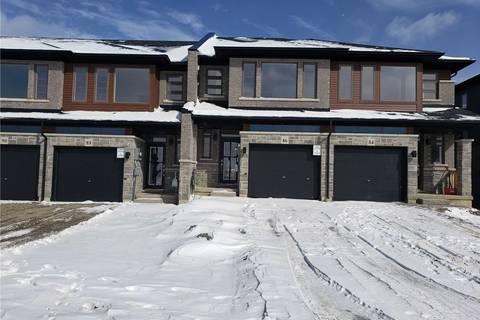 Townhouse for rent at 86 Soho St Hamilton Ontario - MLS: X4703489