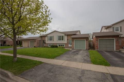 Townhouse for sale at 86 Stoney Brook Cres St. Catharines Ontario - MLS: 30733617