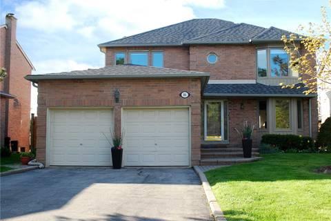 House for sale at 86 Tamarac Tr Aurora Ontario - MLS: N4416095