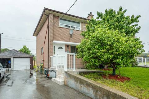 Townhouse for sale at 86 Thurrock Rd Toronto Ontario - MLS: W4598433
