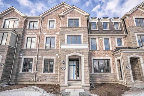 Townhouse for sale at 86 William F Bell Pkwy Richmond Hill Ontario - MLS: N4693641