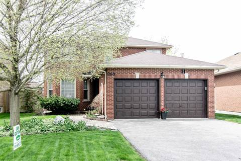 House for sale at 860 Bradley Dr Whitby Ontario - MLS: E4460040