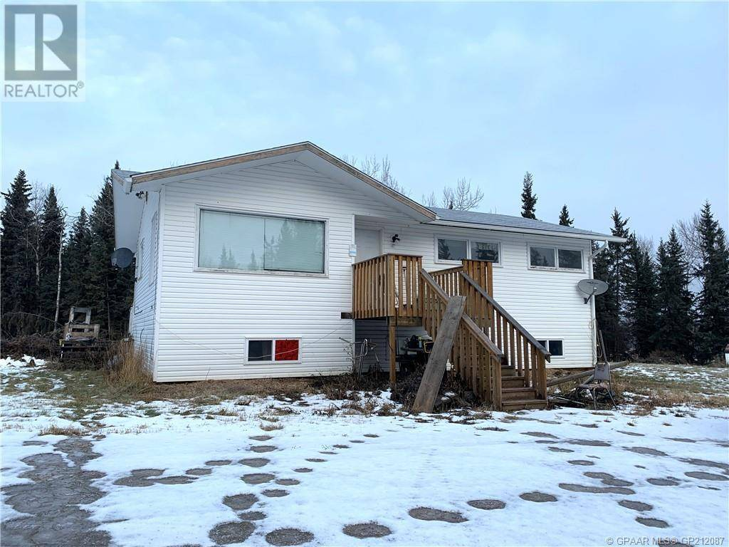 House for sale at 860043 Range Road 234a  Northern Lights, Countyof Alberta - MLS: GP212087