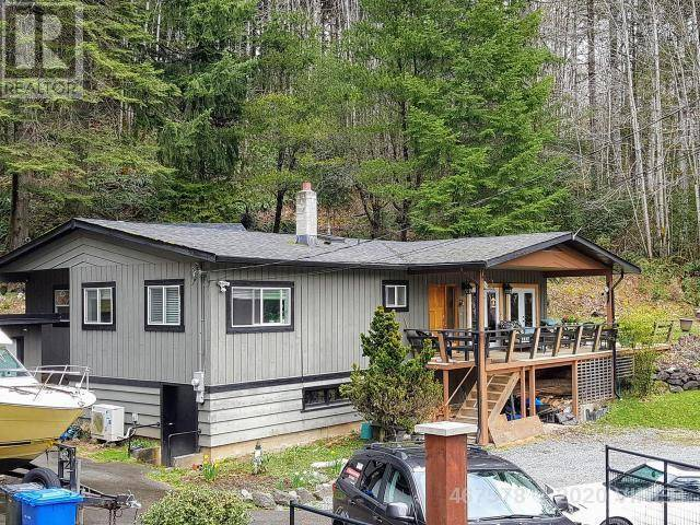 House for sale at 8601 Shore Rd North Lake Cowichan British Columbia - MLS: 467578