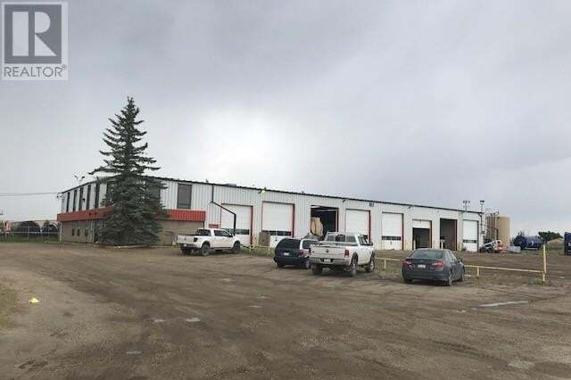 Commercial property for lease at 8602 110a St Grande Prairie Alberta - MLS: GP207464