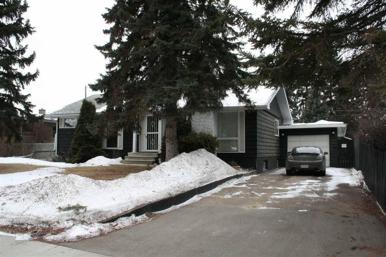 House for sale at 8604 142 St Nw Edmonton Alberta - MLS: E4192756