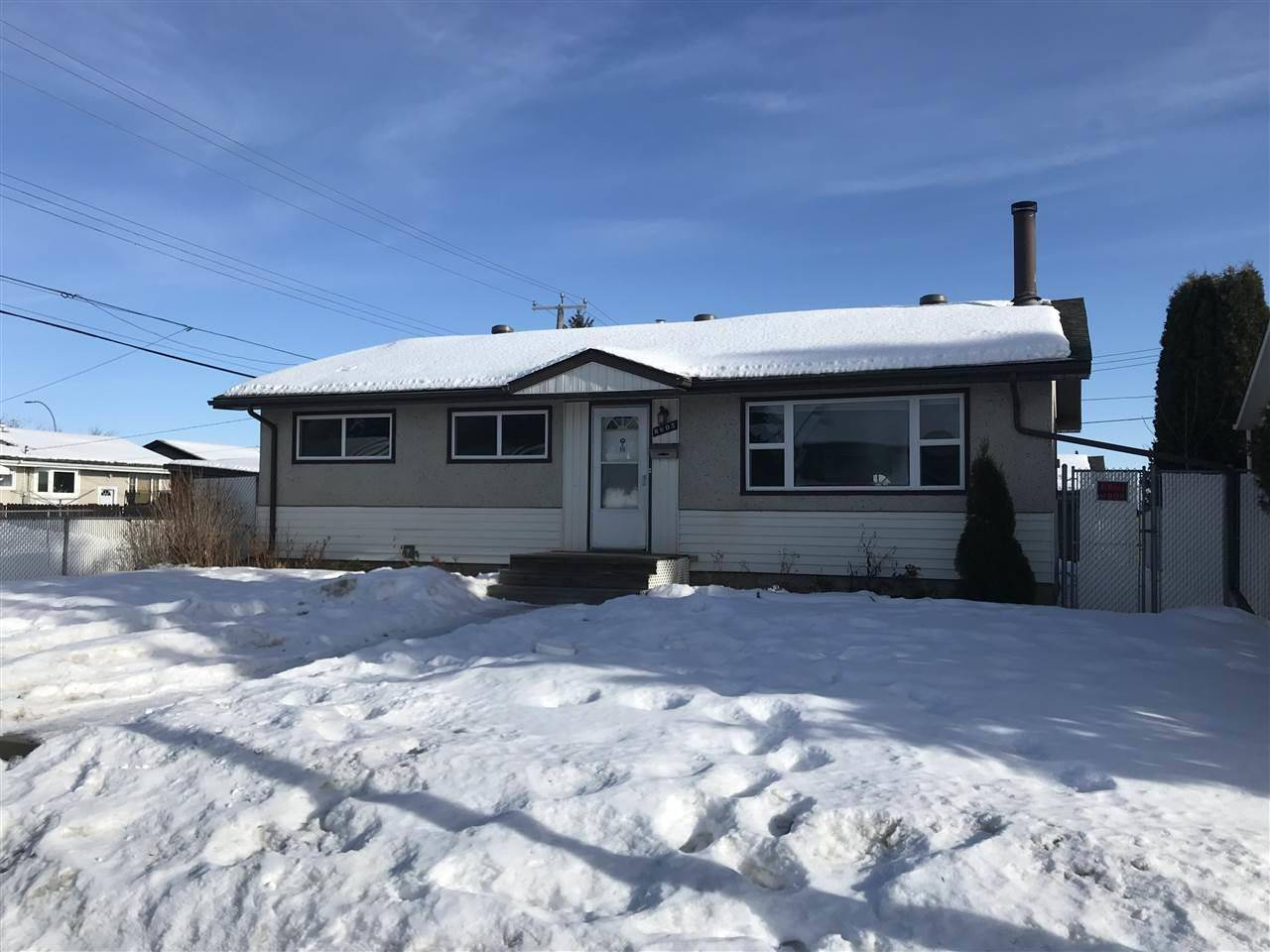 House for sale at 8605 164 St Nw Edmonton Alberta - MLS: E4186487