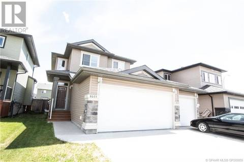 House for sale at 8605 Willow Dr Grande Prairie Alberta - MLS: GP205855