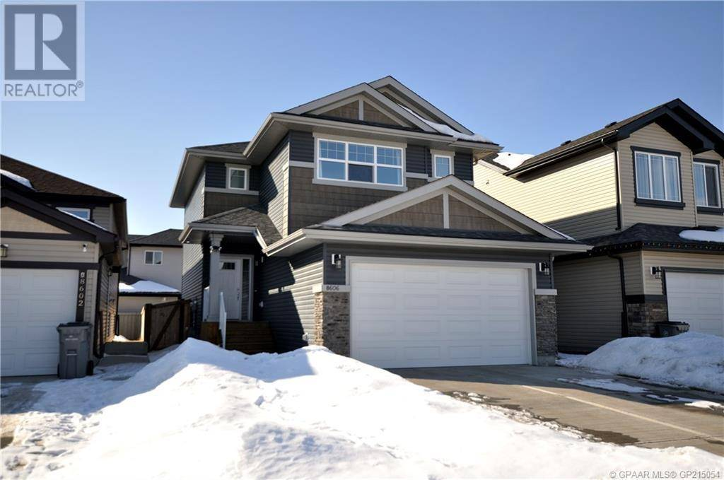 House for sale at 8606 88 St Grande Prairie Alberta - MLS: GP215054