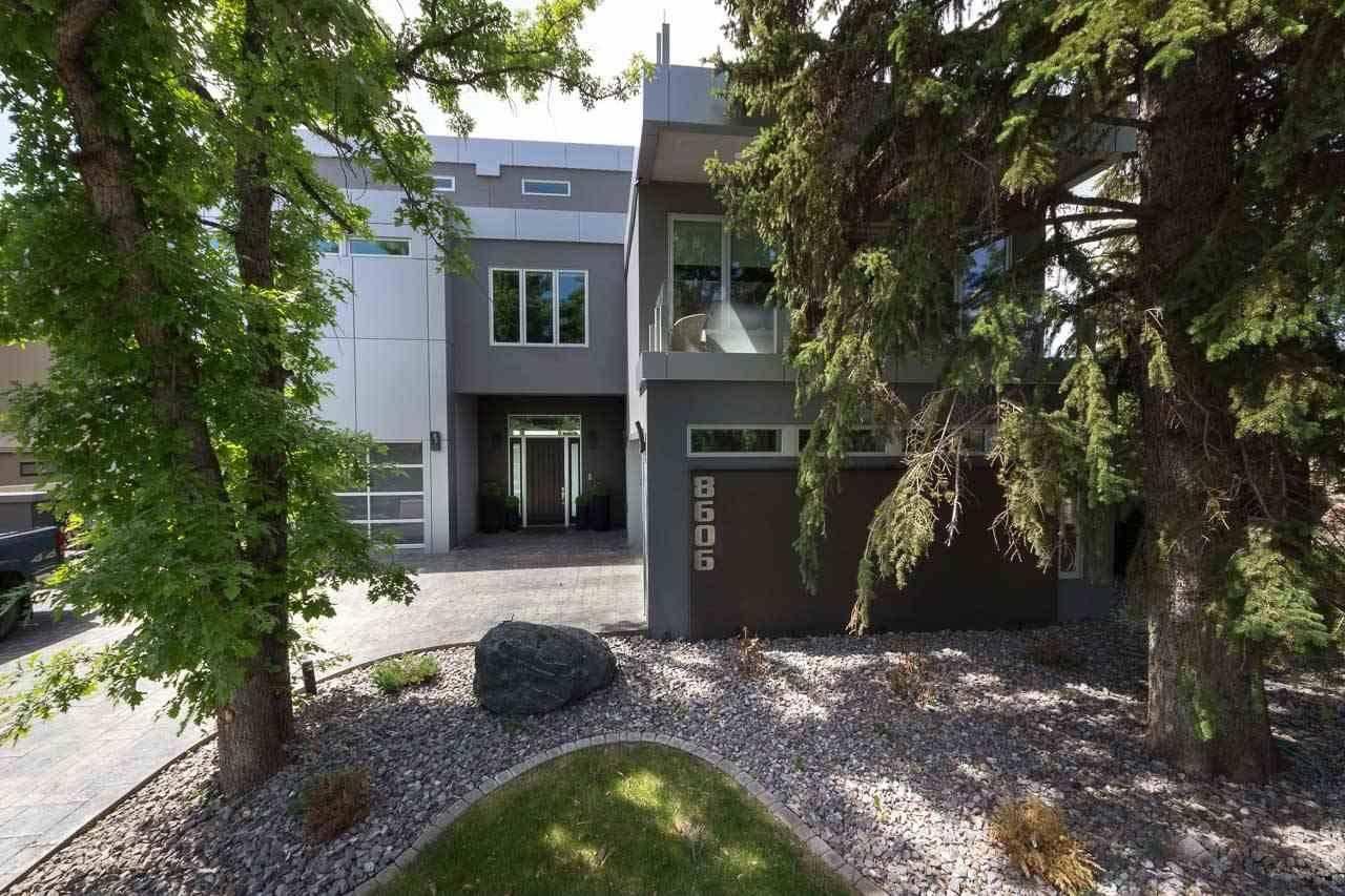 House for sale at 8606 Saskatchewan Dr Nw Edmonton Alberta - MLS: E4161195