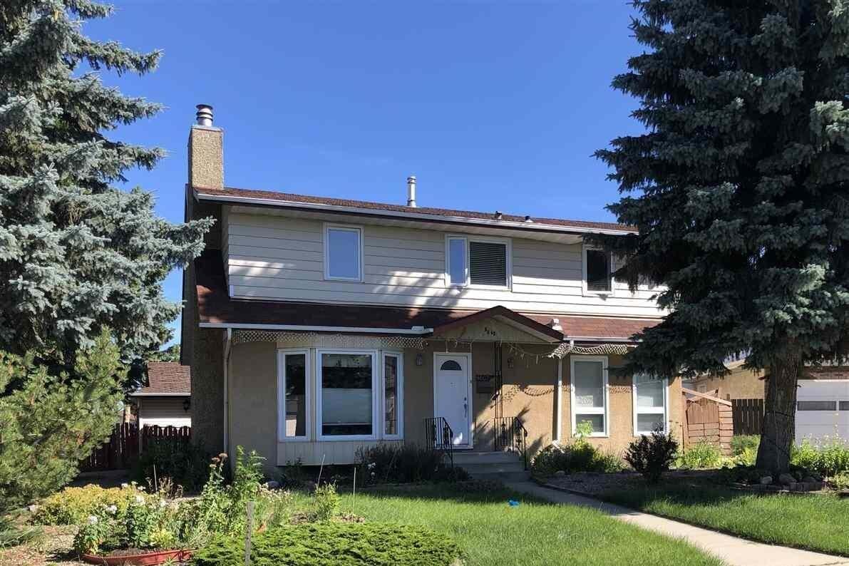 House for sale at 8607 33 Av NW Edmonton Alberta - MLS: E4204522