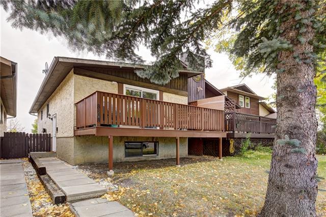 Sold: 8608 Berwick Road Northwest, Calgary, AB
