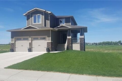 House for sale at 861 Fairway Blvd Cardston Alberta - MLS: A1045192