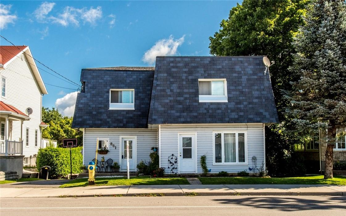 Removed: 861 Giroux Street, Rockland, ON - Removed on 2017-12-17 09:04:05