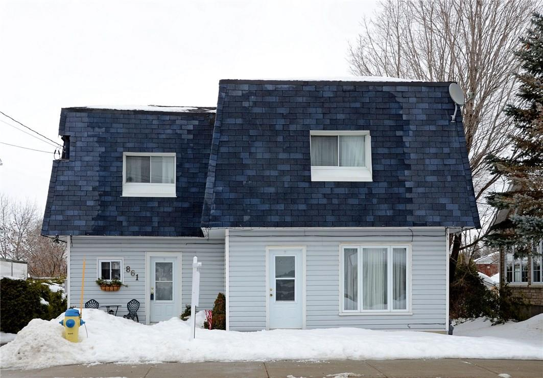 For Sale: 861 Giroux Street, Rockland, ON | 3 Bed, 1 Bath House for $199,900. See 24 photos!