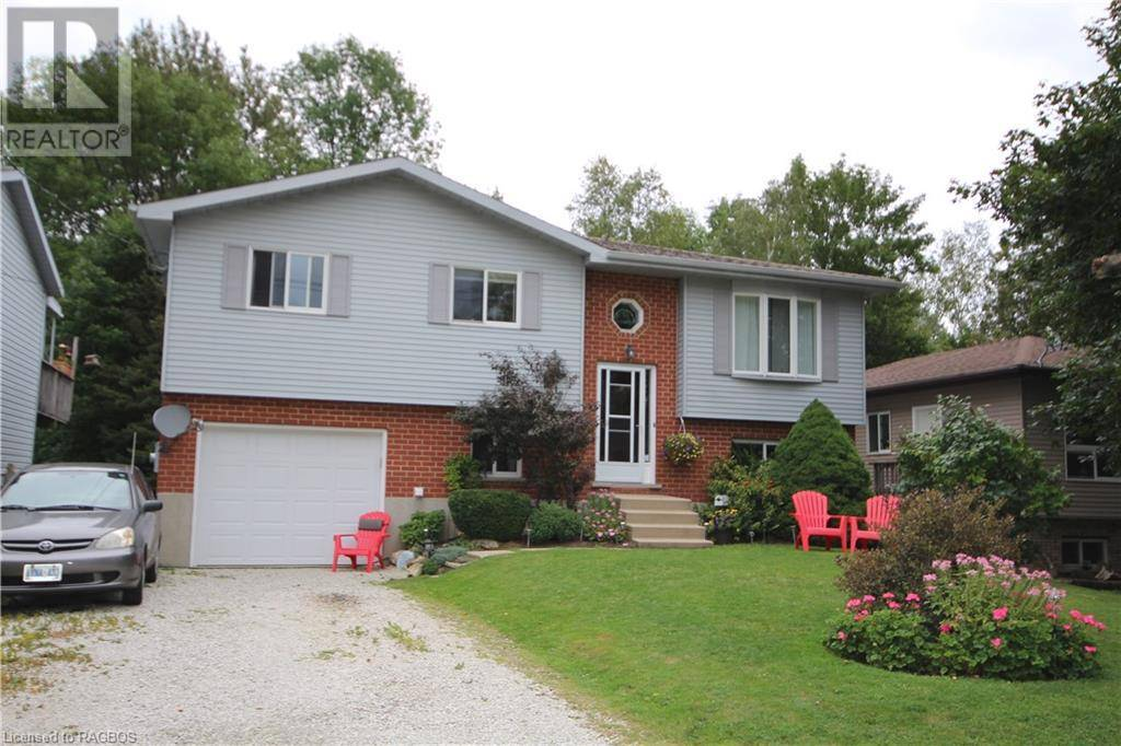 House for sale at 861 Gould St Wiarton Ontario - MLS: 221768