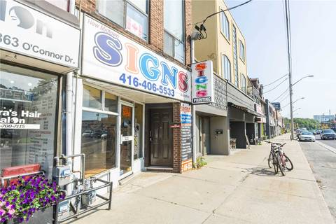 Commercial property for sale at 861 O'connor Dr Toronto Ontario - MLS: E4649416