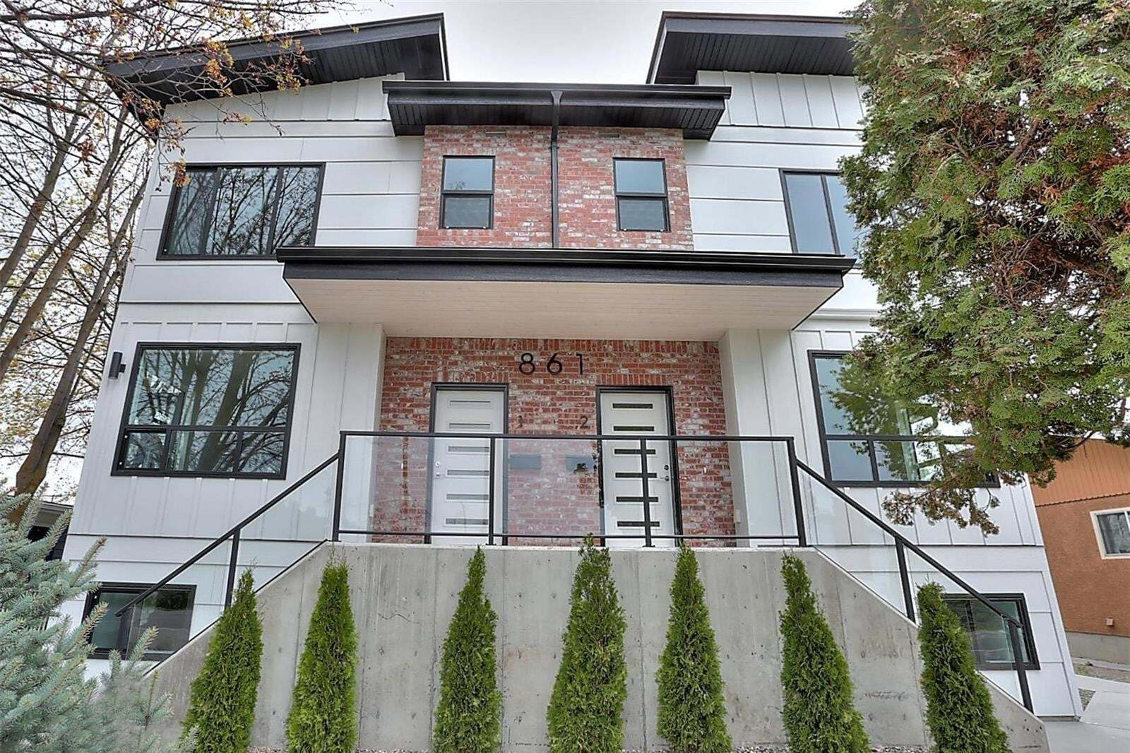 Townhouse for sale at 861 Rose Ave Kelowna British Columbia - MLS: 10204814