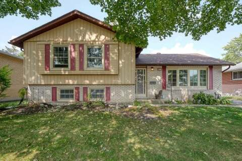 House for sale at 861 Warwick St Woodstock Ontario - MLS: 40026979