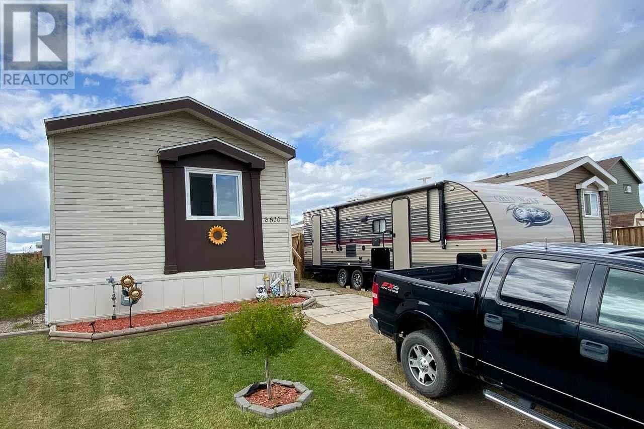 Home for sale at 8610 79a St Fort St. John British Columbia - MLS: R2484457