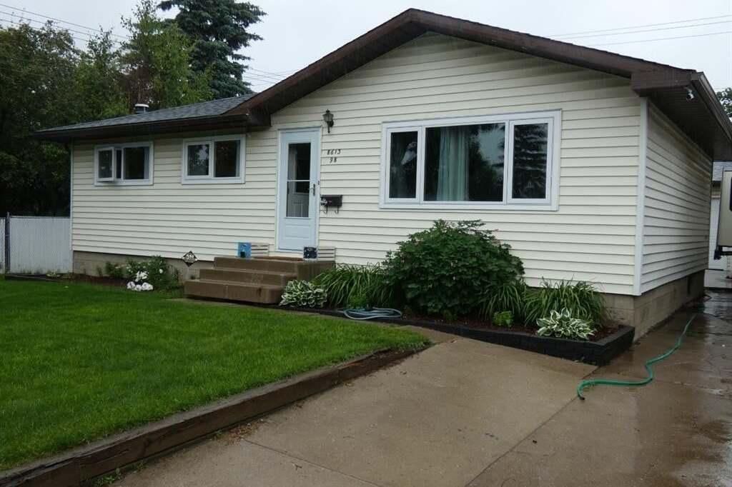 House for sale at 8613 98 St Grande Prairie Alberta - MLS: A1007983