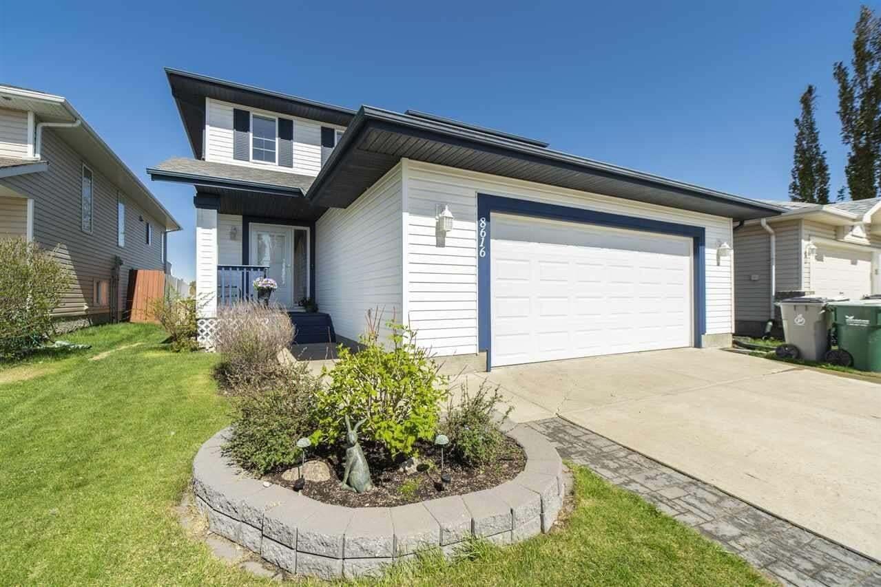House for sale at 8616 99 Av Morinville Alberta - MLS: E4198387