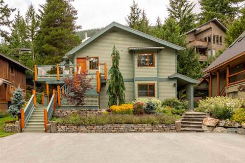 House for sale at 8617 Fissile Ln Whistler British Columbia - MLS: R2438515