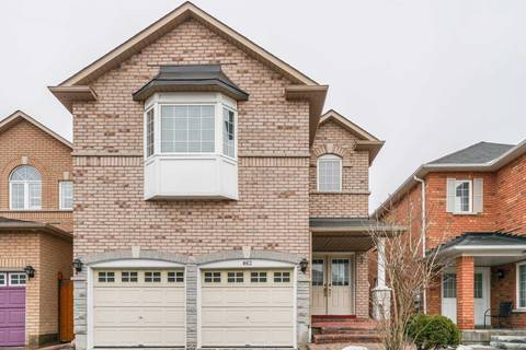House for sale at 862 Genovese Pl Mississauga Ontario - MLS: W4391237