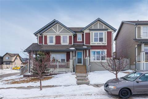 Townhouse for sale at 862 Panatella Blvd Northwest Calgary Alberta - MLS: C4235208