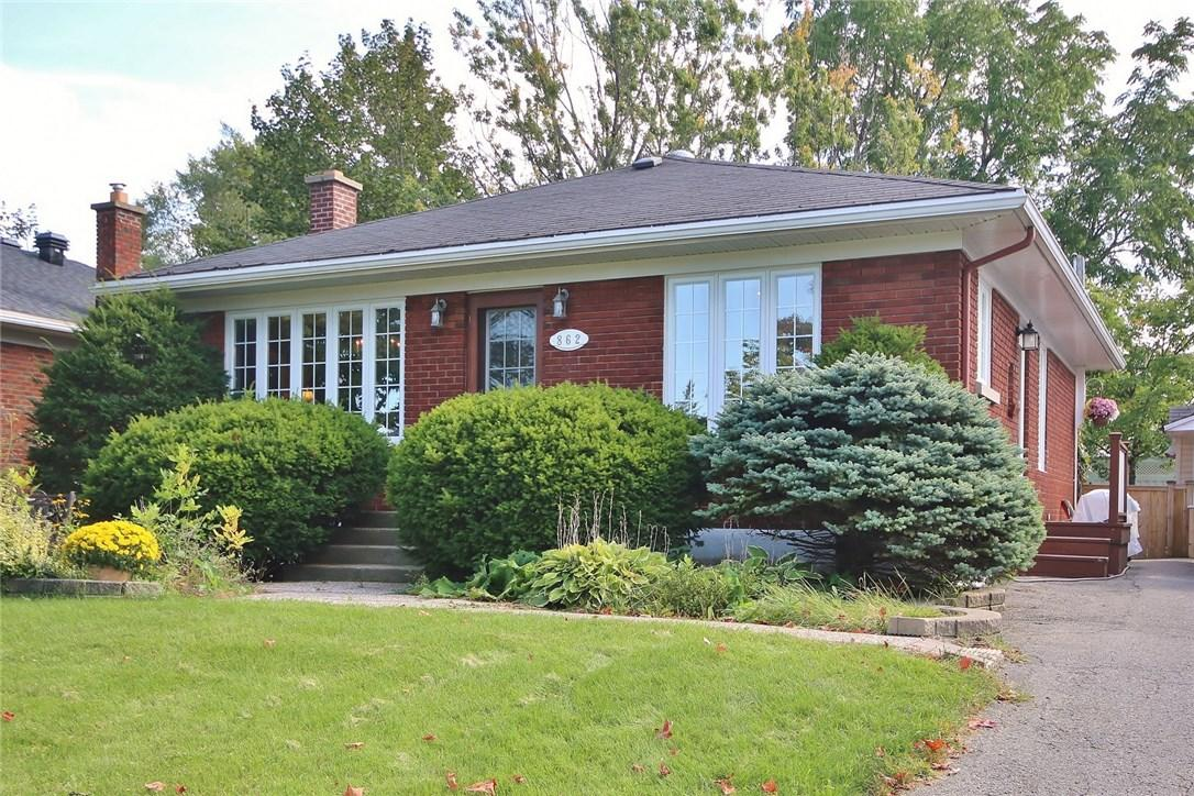 Removed: 862 Weston Drive, Ottawa, ON - Removed on 2017-09-18 10:01:33