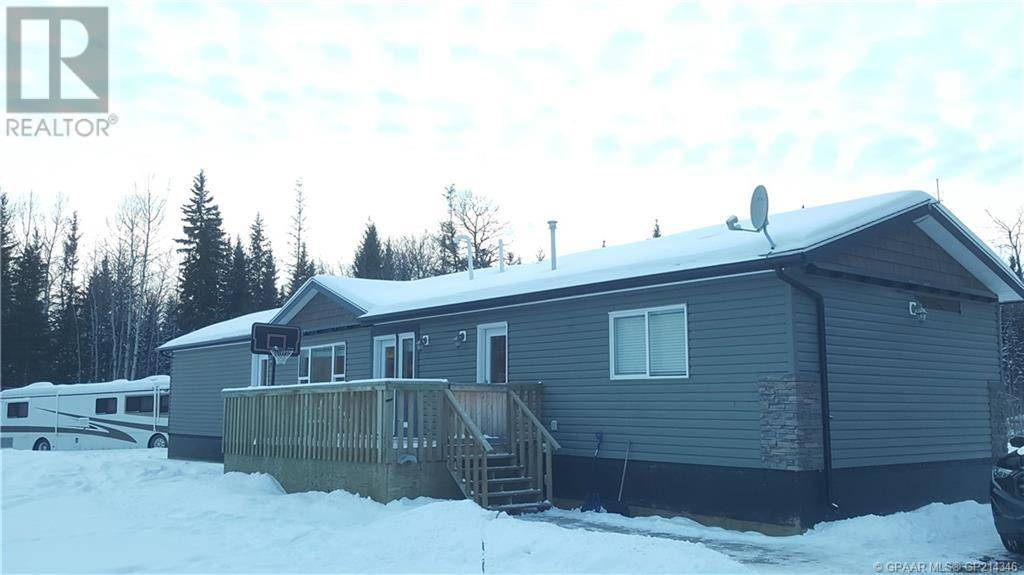 Residential property for sale at 862083 Range Road 242  Northern Lights, Countyof Alberta - MLS: GP214346