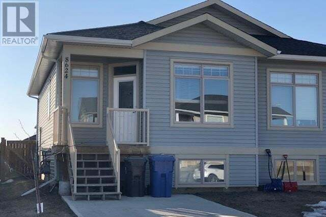 Townhouse for sale at 8624 84 St Fort St. John British Columbia - MLS: R2488724