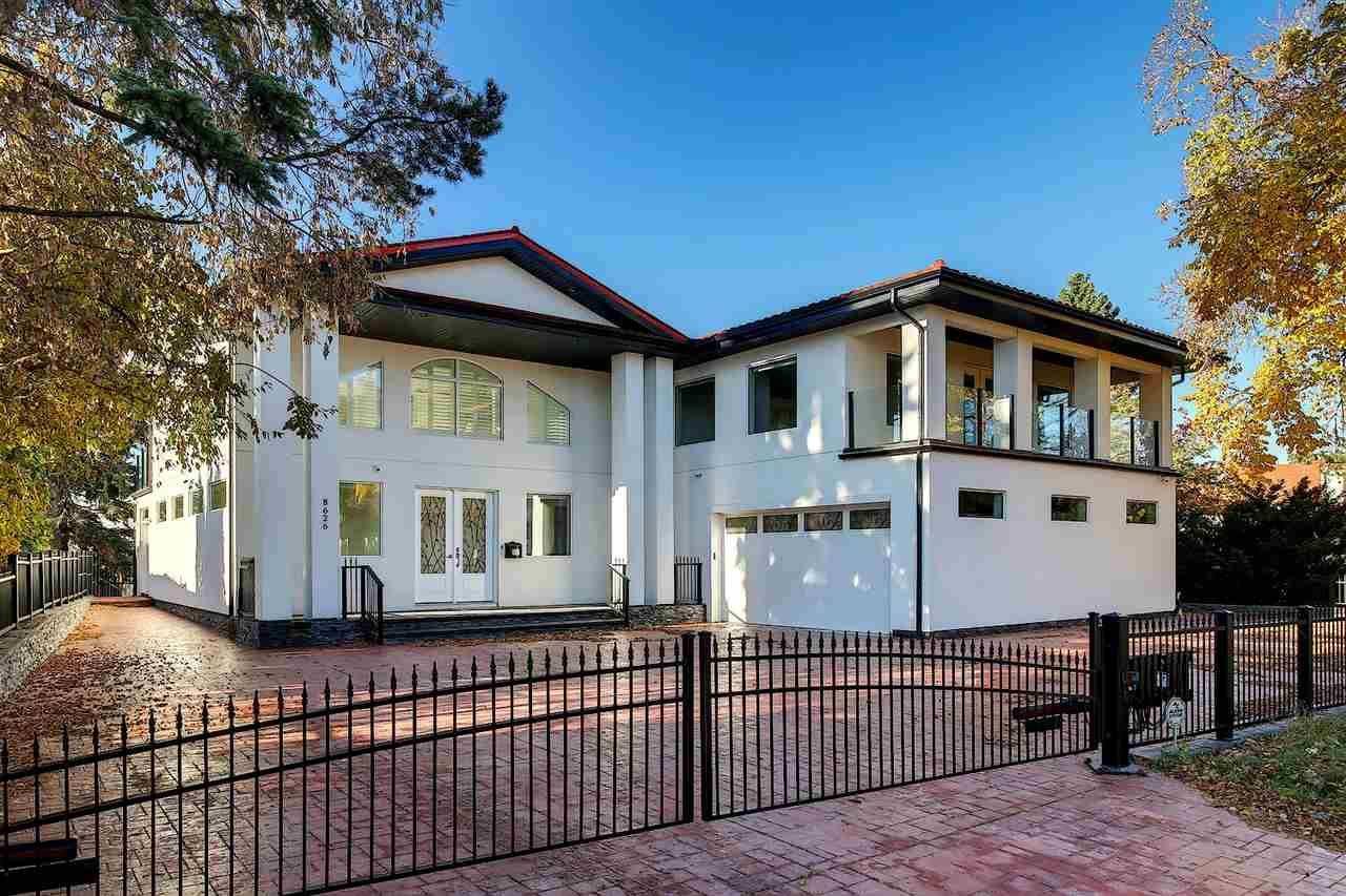 House for sale at 8626 Saskatchewan Dr Nw Edmonton Alberta - MLS: E4173019