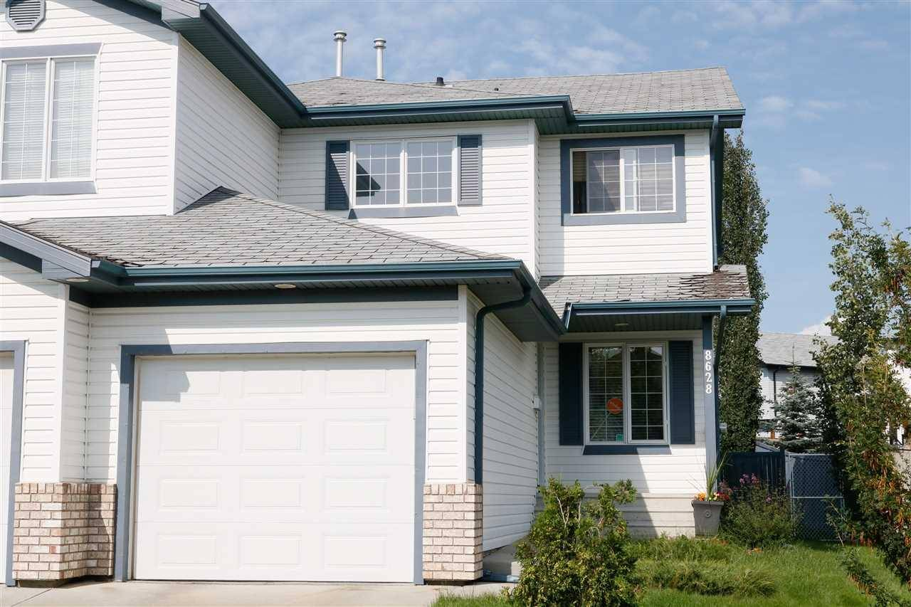 Townhouse for sale at 8628 173 Ave Nw Edmonton Alberta - MLS: E4177946