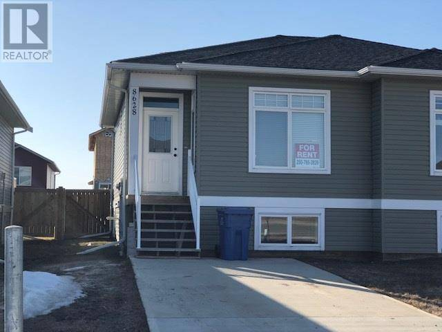 Townhouse for sale at 8628 84 St Fort St. John British Columbia - MLS: R2353962